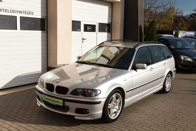 BMW 320d Touring Impozáns M Performance Individual Edition+