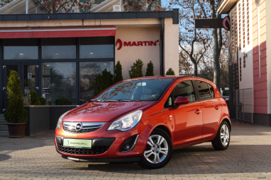 OPEL CORSA D 1.4 Color Edition Chili Orange Metallic ++ Ajándék Plus 2x szeres GARANCIA ++