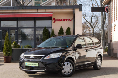 FORD FOCUS 1.6 TDCi Fresh DPF Keveset futott + Impozáns Black Shappire Edition++