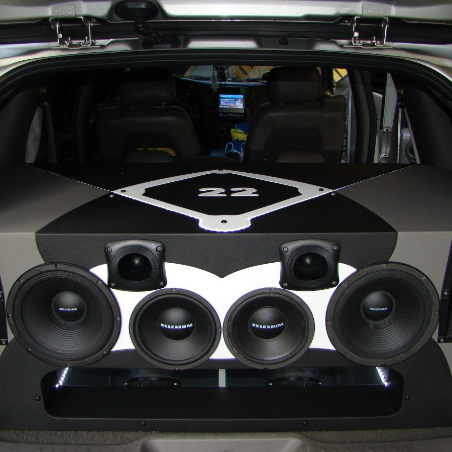 Autohifi Audio Car Hifi Car Audio Zene