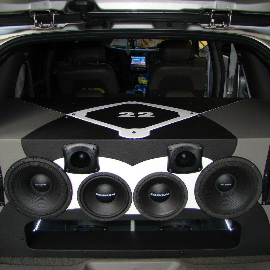 Autóhifi, Car Audio