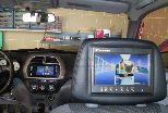 Pioneer AVIC F910BT Multimédia állomás beszerelése. Navigáció. tolatókamera. bluetooth telefon kihangosító, dvd lejátszó. duál zóna fejtámlamonitor. Toyota Rav 4 Automultimédia rendszer.